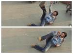 Shahrukh Khan Shot Fan Jabra Song With Injured Leg Says Vishal Dadlani