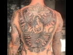 Adam Levine S New Tattoo Is Simply Amazing Mermaid Back Inked
