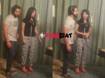 Radhika Pandit Teams Up With Srimurali To Sing For Zoom