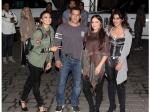 Salman Khan With Jacqueline Fernandez Elli Avram Chitrangada