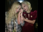 Lady Gaga Kisses Kesha And Holds Hands As She Supports Social Media