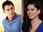 Aamir Khan Spends One Full Day With Sunny Leone