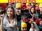Aishwarya Rai Bachchan Visits Golden Temple For Sarbjit Shoot Pics