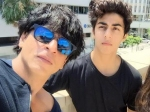 Here Is Why Shahrukh Khan Son Aryan Bollywood Debut Is Put On Hold
