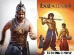 Baahubali Comics Graphic India Rajamouli
