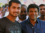 Bigg Boss 3 Runner Up Chandan Meets Puneeth Rajkumar
