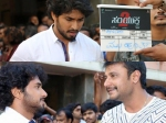 Darshan Claps For Chethan Chandra Next Samyuktha