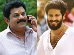 Dulquer Salmaan Mukesh Team Up Sathyan Anthikad