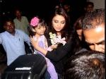 Picture Flower Girl Aaradhya Bachchan True Copy Aishwarya Rai Bachchan