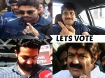 Ghmc Elections Tollywood Stars Came Out To Cast Their Votes