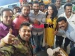 Haripriya Joins The Sets Of Dhruja Sarja Starrer Bharjari