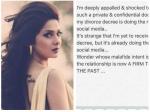 Jennifer Winget Karan Singh Grover Divorce Why Is Jennifer Upset