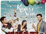Kapoor And Sons First Poster Karan Johar Alia Bhatt Sidharth Fawad