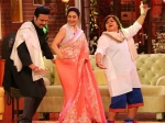 Comedy Nights Live No Humour Life Thumbs Down Madhuri Mikha Not Save