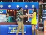 Bigg Boss 9 Mandana Karimi Krushna Abhishek Comedy Nights Live Pics