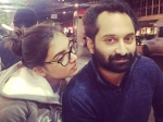 Nazriya Nazim Weight Should Be No Ones Concern Fahadh Faasil