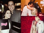 Rahul Sharma Surprise Asin On Honeymoon Candid Wedding Pictures