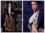 Priyanka Chopra Sensual Photoshoot For Harpers Bazaar