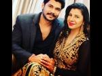 Ex Bigg Boss Sambhavna Seth Engaged Elli Sana Diandra Wish Pics