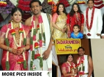 Photos Actress Sanghavi Gets Married To It Man
