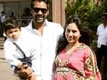 Shabbir Ahluwalia Kanchi Kaul Welcome Their Second Baby
