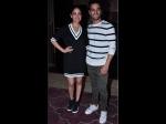 Yami Gautam Pulkit Samrat Party Together Wearing Matching Dress