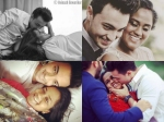 Adorable Pictures Of Arpita Khan And Aayush Sharma