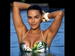 Bikini Shopping Neha Dhupia Hunts For The Best Bikini In Fiji
