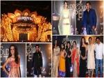 Golden Petal Awards Salman Mandana Sanaya Stars Sizzle Red Carpet Pics