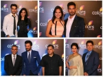 Colors Party Helly Varun Mouni Kero Gauti Madhuri Others Sizzle Pics