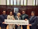 Hrithik Roshan Sonakshi Sinha Anil Honoured By The Mayor Of Madrid