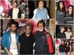 Special Screening Ki And Ka Amitabh Varun And Stars Attend Celeb Tweet
