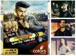 Radhika Madan Arjun Bijlani Mouni Roy Others Stunts Kkk 7 Semi Finale