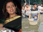 Film On Chennai Floods Lakshmy Ramakrishnan To Direct The Project