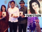 Photos Oopiri Audio Launch Highlights Nagarjuna Kajal Aggarwal Karthi
