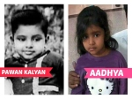 Daughter Aadhya Is A Replica Of Young Pawan Kalyan See Pics