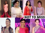 Photos Tollywood Actresses At Zee Telugu Apsara Awards