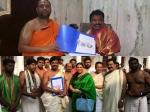Prem Goes Spiritual For Kali Visits Mantralaya