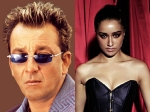 Sanjay Dutt All Set To Star With Shraddha Kapoor In His Next