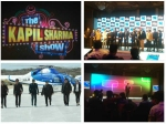Kapil Back With Bang With Gang The Kapil Sharma Show Promo Launch Pics