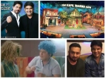 The Kapil Sharma Show Bigger Grand Set Shahrukh Honey Singh Fresh Pics