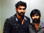 Rana Daggubati Joins The Sets Dhanush S Next
