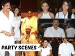 Tollywood Celebrities At Sensation Hyderabad Allu Arjun Rana Raviteja
