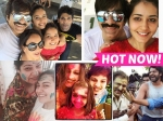 Here Is How Your Favorite Tollywood Celebrities Holi