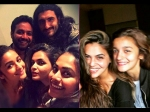 Alia Bhatt Shares A Selfie From The Sets Of Gauri Shindes Next Starrin