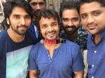 Vijay Raghavendra Turns Singer For Anish Starrer Akira