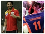 Is Something Brewing Between Ssharad Malhotra Yuvika Chaudhary