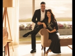 Akshay Kumar Twinkle Khanna Look So Much In Love New Picture