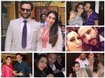 Saif Ali Khan Rare Pictures With Kareena Kapoor Sister Karisma Kapoor