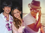 Pictures Of Shahrukh Khan Chilling In Goa